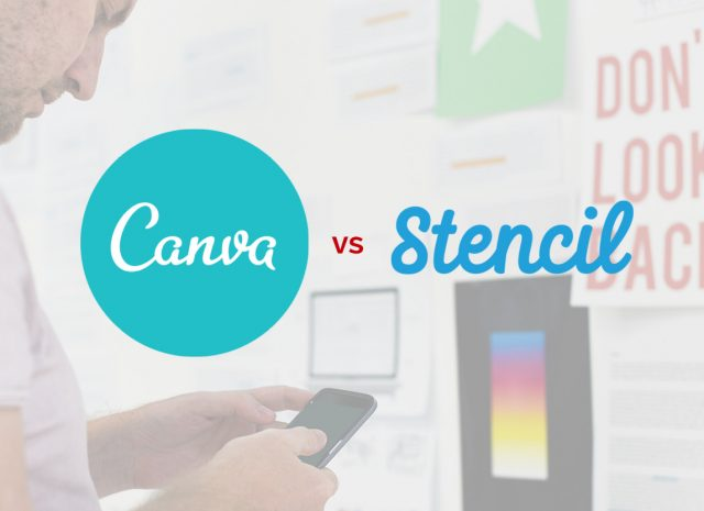 canva vs. stencil