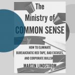Review « The Ministry of Common Sense » de Martin Lindstrom